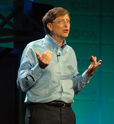 Bill Gates, Technology Visionary