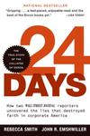 24 Days by Rebecca Smith and John R. Emshwiller
