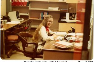 47 Wendy Nabert Trace Metals Lab May 1978